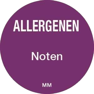 Allergie Label Noten